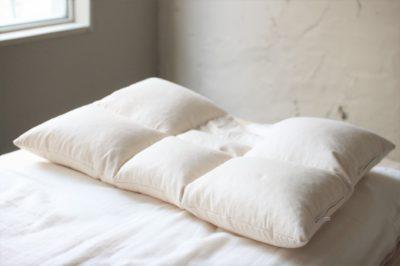 オーダーメイド枕のメンテナンス